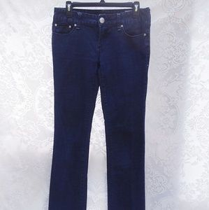 Guess Pismo Low Rise Straight Leg Jeans